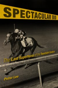 Spectacular Bid book cover